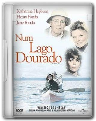 Capa do Filme Num Lago Dourado