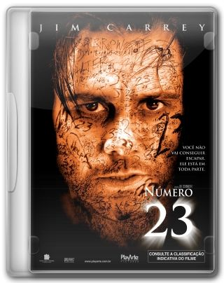 Capa do Filme Número 23