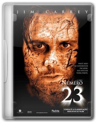 Capa do Filme Número 23