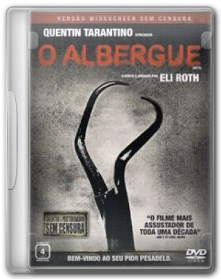 Capa do Filme O Albergue