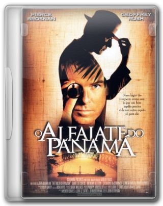 Capa do Filme O Alfaiate do Panamá