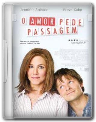 Capa do Filme O Amor Pede Passagem