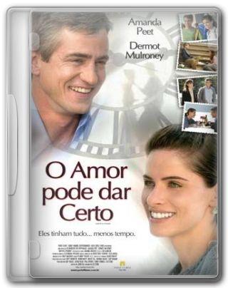 Capa do Filme O Amor Pode Dar Certo