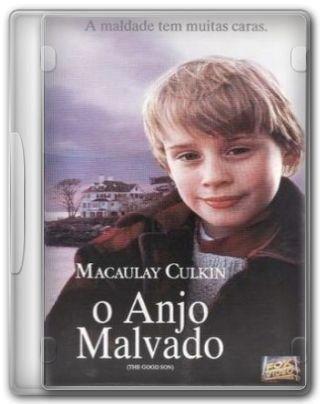 Capa do Filme O Anjo Malvado