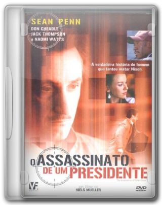 Capa do Filme O Assassinato de um Presidente