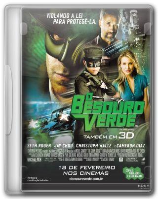Capa do Filme O Besouro Verde