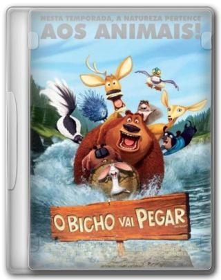 Capa do Filme O Bicho Vai Pegar