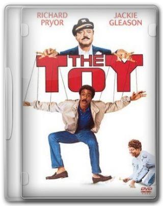 Capa do Filme O Brinquedo