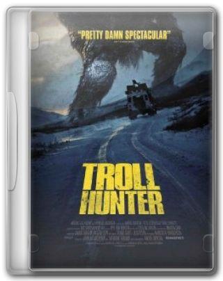 Capa do Filme O Caçador de Troll