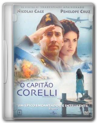 Capa do Filme O Capitão Corelli