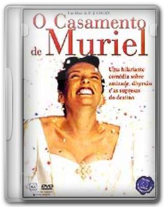 Capa do Filme O Casamento de Muriel