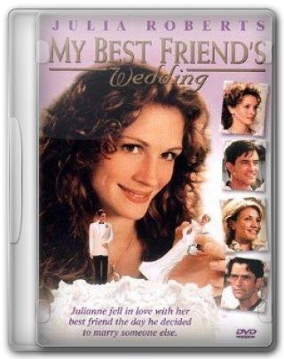 Capa do Filme O Casamento do Meu Melhor Amigo