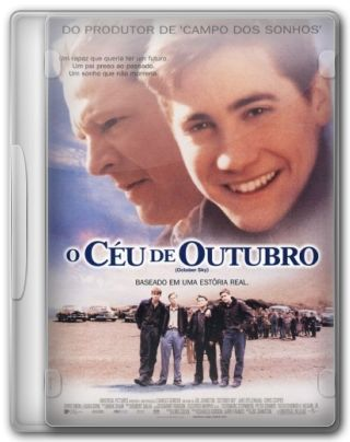 Capa do Filme O Céu de Outubro