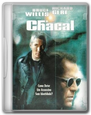 Capa do Filme O Chacal