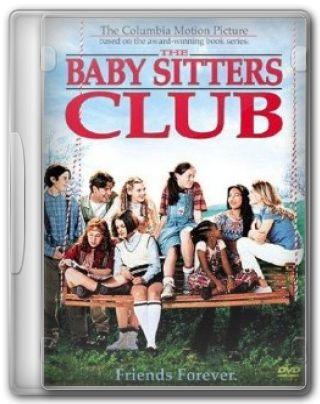 Capa do Filme O Clube da Babás