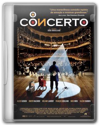 Capa do Filme O Concerto