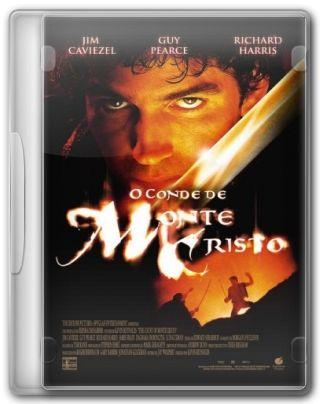 Capa do Filme O Conde de Monte Cristo