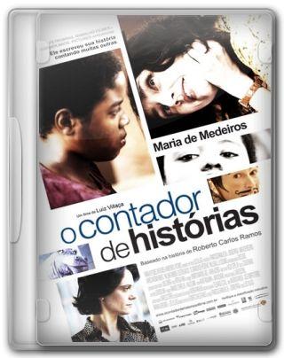 Capa do Filme O Contador de Histórias