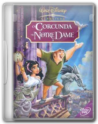 Capa do Filme O Corcunda de Notre Dame