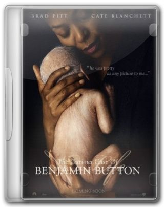 Capa do Filme O Curioso Caso de Benjamin Button
