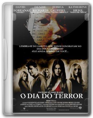 Capa do Filme O Dia do Terror