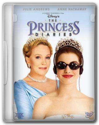 Capa do Filme O Diário da Princesa