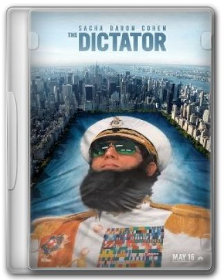 Capa do Filme The Dictator