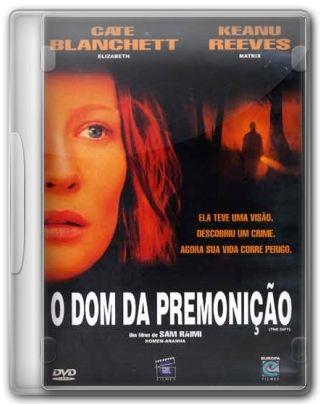Capa do Filme O Dom da Premonição