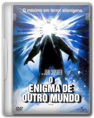 Capa do Filme O Enigma de Outro Mundo