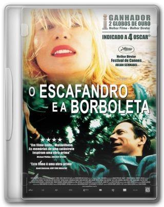 Capa do Filme O Escafandro e a Borboleta