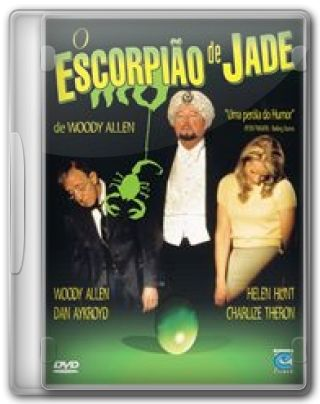 Capa do Filme O Escorpião de Jade