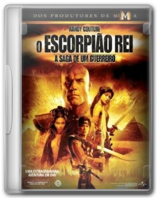 Capa do Filme O Escorpião Rei