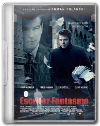 Capa do Filme O Escritor Fantasma