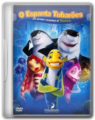 Capa do Filme O Espanta Tubarões