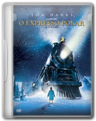 Capa do Filme O Expresso Polar