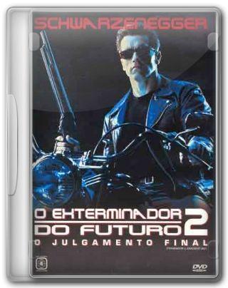Capa do Filme O Exterminador do Futuro 2: O Julgamento Final