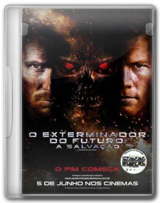 Capa do Filme O Exterminador do Futuro A Salvação