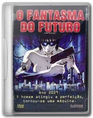 Capa do Filme O Fantasma do Futuro