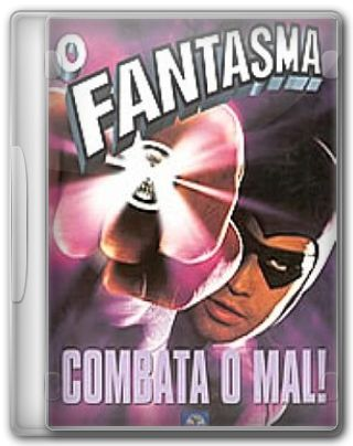 Capa do Filme O Fantasma