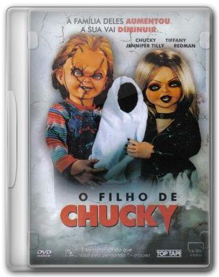 Capa do Filme O Filho de Chucky