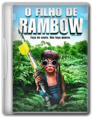 Capa do Filme O Filho de Rambow