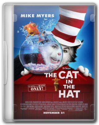 Capa do Filme O Gato