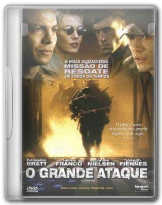 Capa do Filme O Grande Ataque