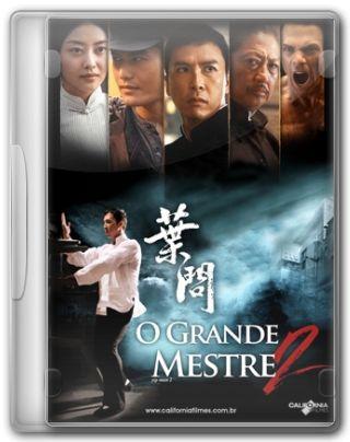 Capa do Filme O Grande Mestre 2