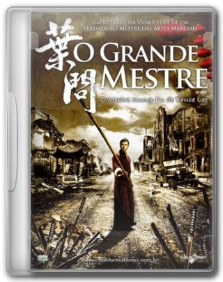 Capa do Filme O Grande Mestre