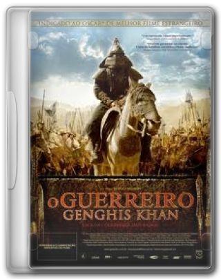 Capa do Filme O Guerreiro Genghis Khan