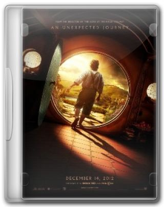 Capa do Filme The Hobbit: An Unexpected Journey