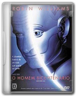 Capa do Filme O Homem Bicentenário