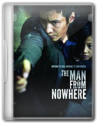 Capa do Filme O Homem de Lugar Nenhum