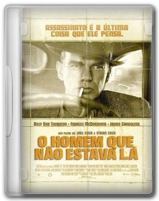 Capa do Filme O Homem que Não Estava Lá